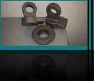 Kegelradrohling & Bodenstück-Anschlußteil